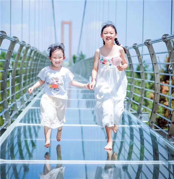 玻璃diao桥