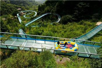 重qingwu隆xian女山国家森林公园
