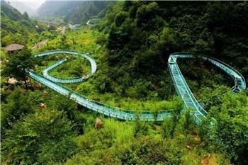 山西省临汾市yao都印xiang景区
